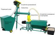 Малая линия гранулирования биомассы   MGL 100 / MGL 200 / MGL 400 / MGL 600/ MGL800/MGL 1000