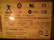 Продам GeForce GTS 250 на 512мб и БП InWin PowerMan на 400 ватт