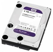 Жесткий диск WD Original SATA-III 4Tb WD40PURX Purple (5400rpm) 64Mb 3.5