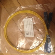Оптические шнуры патч корды 2SC/UPC-2SC/UPC 9/125 sm duplex