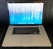 Как новый Macbook Pro 17 2013 a1297 на i7