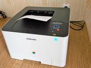 Цветной принтер Samsung CLP-415N